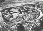 Fig. 1. The burial mound at Žuraň in Moravia during excavation in 1947 (W. Menghin 1987).