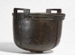 Phot. 2. Hunnic cauldron (copy) from a grave or a sacrificial burial found at Jędrzychowice (Dolnośląskie Voivodeship; phot. T. Gąsior)