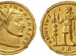 Fig. 1. Constantin I, Rome (http://www.coinarchives.com/)