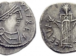 Fig. 1. The coin of Hilderic (523-530).