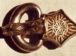 Fig. 5. Zagorzyn, pendant in the animal style (regional museum in Kalisz – Muzeum Okręgowe Ziemi Kaliskiej).